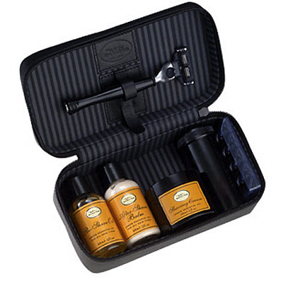 Art of shaving Travel Kit - lemon